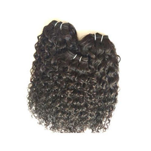 Raw Curly Virgin Human Hair