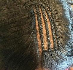 Sew-in / Weave