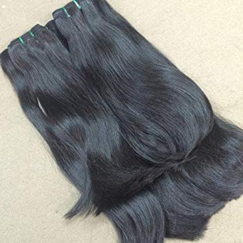 Raw Straight Virgin Human Hair