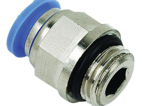 Hex Body Male Stud Coupling (BSPP)