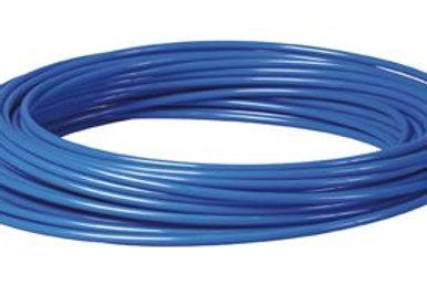 Metric Polyurethane Tube Blue 25m Coil