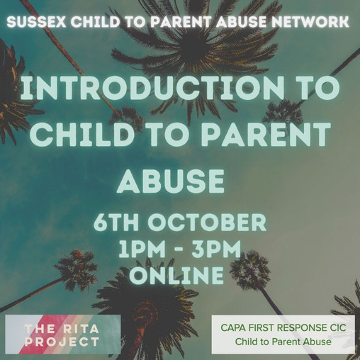Sussex Child to Parent Abuse Network