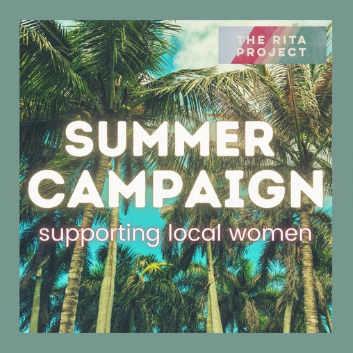 Summer campaign: Supporting Women