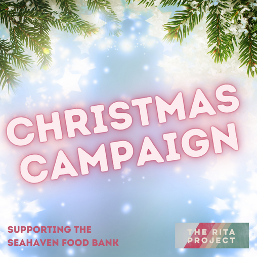 The Rita Project Christmas Campaign 2020
