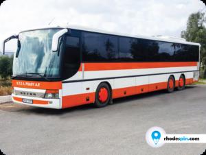 Public transportation Rhodes island