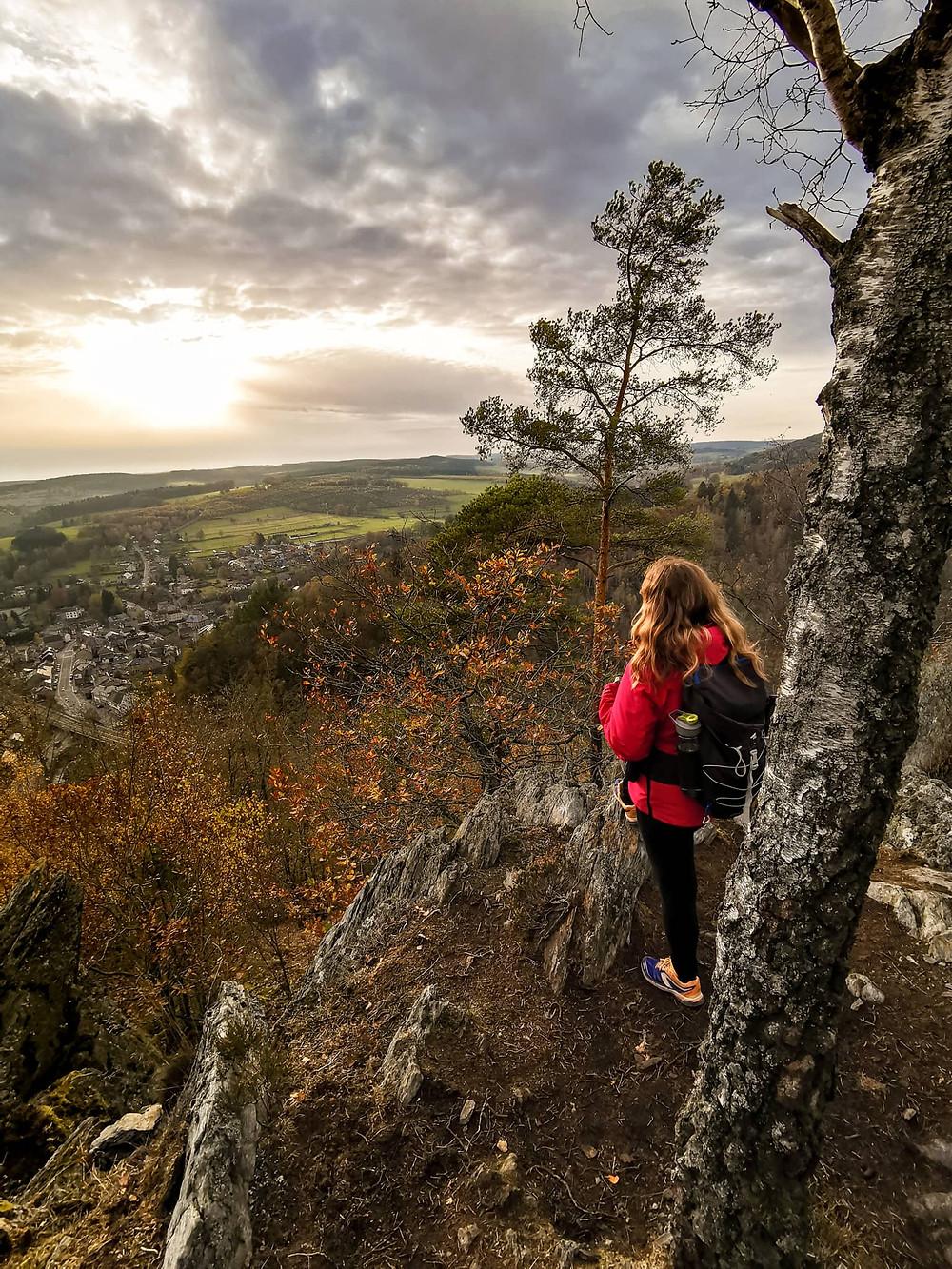 Viewpoint Bec du Corbeau