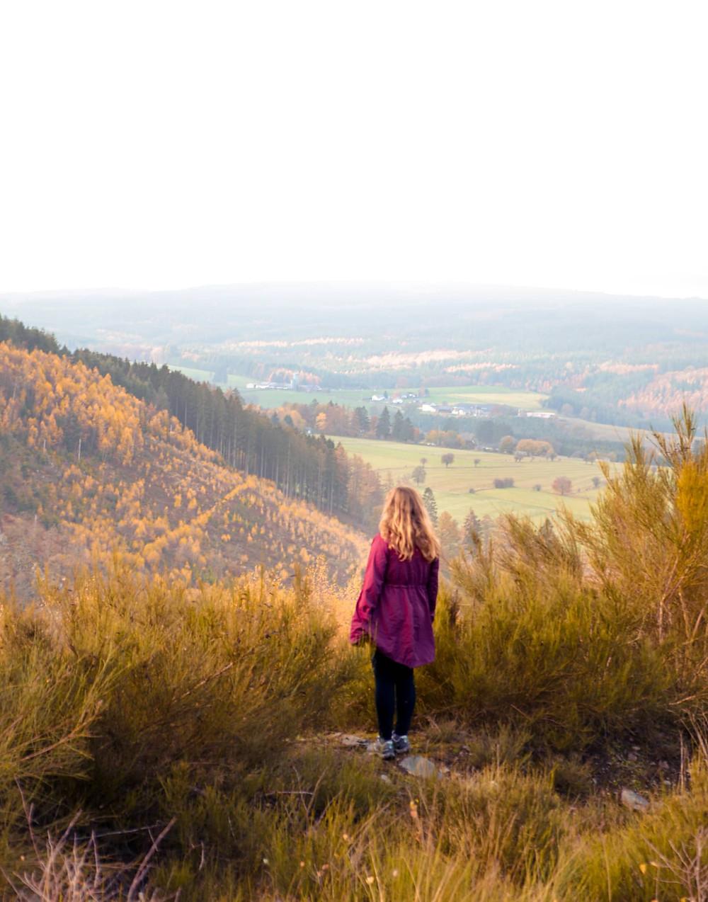 Viewpoint Bec du Corbeau Ardennes