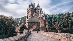 Weekend trip to Eltz Castle in Germany