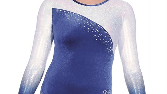 THE ZONE - IDOL Long Sleeved Gymnastic Leotard