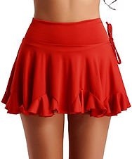 Skirt Ballet Skirt Dance Lation Tango Cl