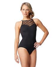 LUF639-lace-mesh-camisole-dance-leotard-