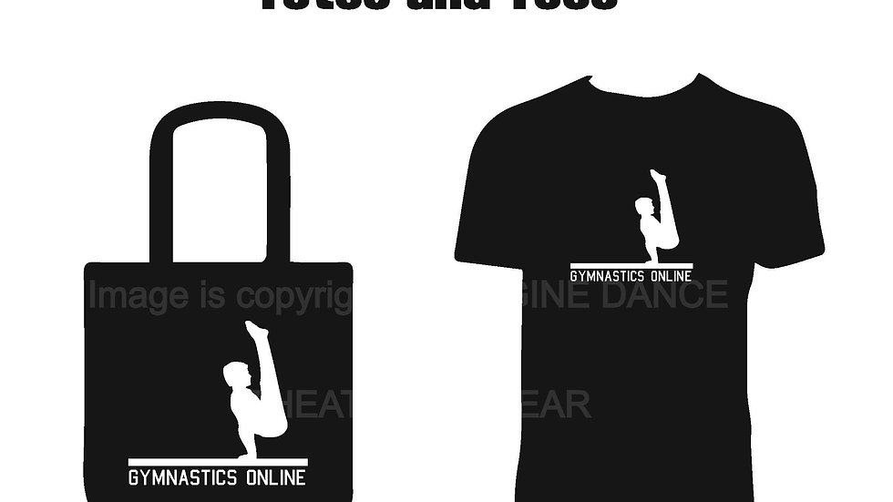 Gymnastics Online Style 1