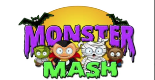 Monster Mash - Friday Oct. 26th 3:30-5:30p