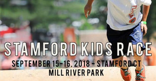 Join The Stamford Spartan Kids Race! 9/15-9/16