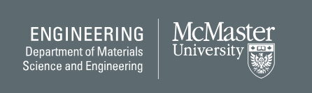 Eng. & Material Sciences McMaster U.