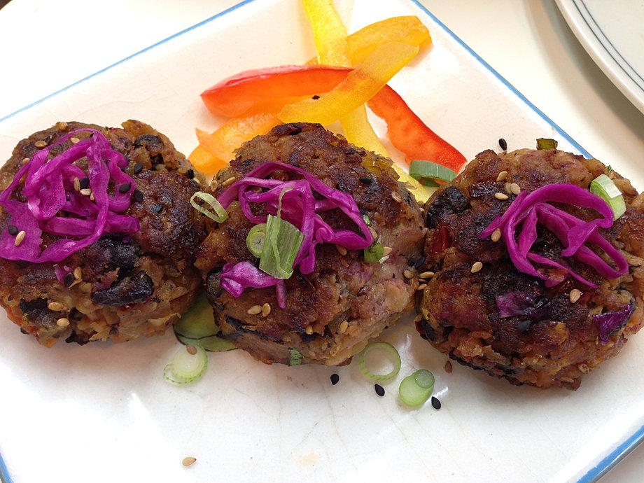 Seoulful Vegan MeatballSeoul Food D C . Seoul Food Wheaton Md Menu. Home Design Ideas