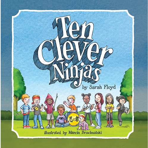Ten Clever Ninjas
