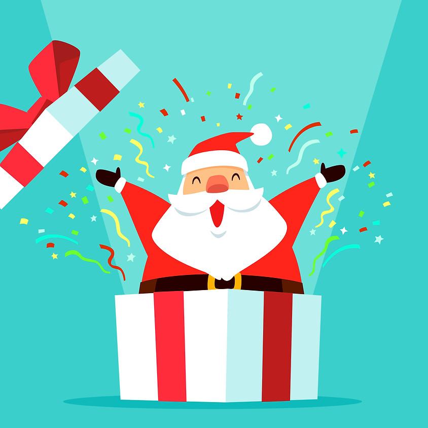 Write Christmas (All Invited) - December 26 - January 1st 2022