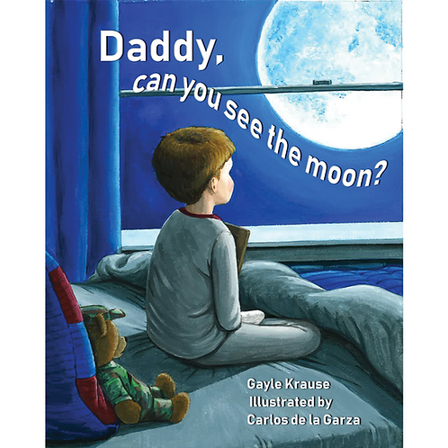 Daddy, Can you see the Moon