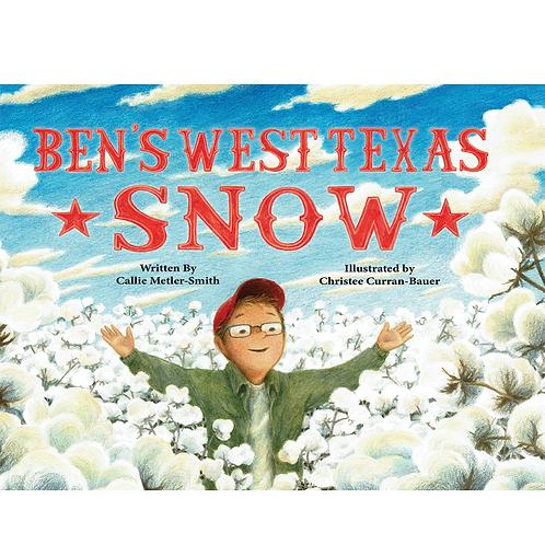 Ben's West Texas Snow