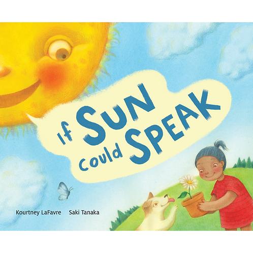 If Sun Could Speak