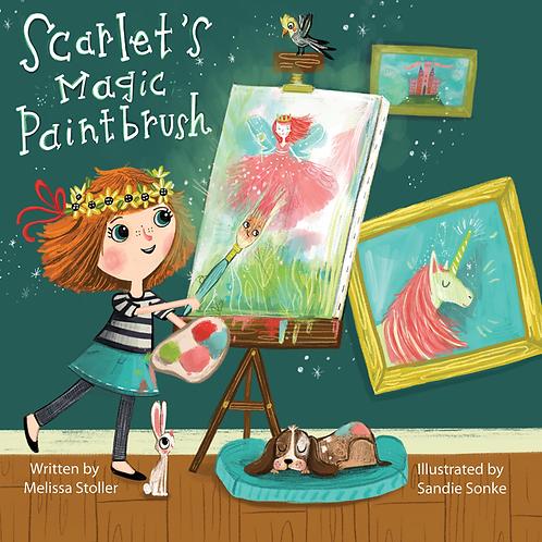Scarlet's Magic Paintbrush