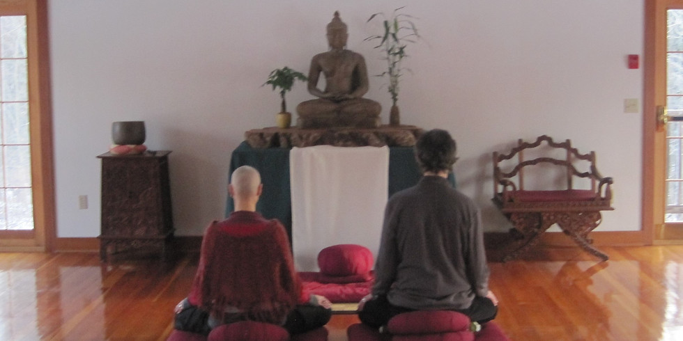 Compassion in the Time of Corona: An Online Householder Retreat