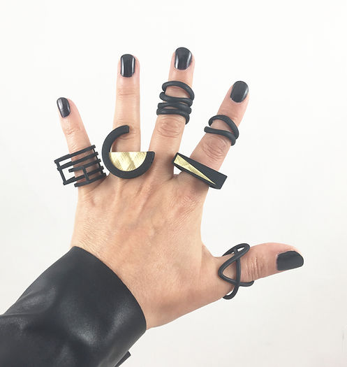 Elsiem Jewellery - Rings