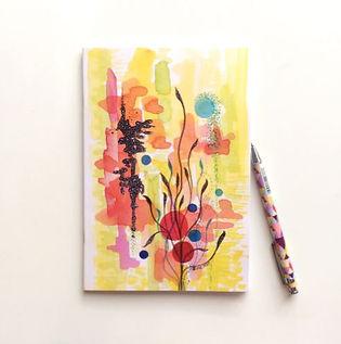 'Japanese Garden' Notebook