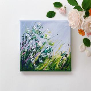'Awake The Senses' Oil Painting