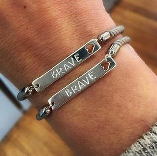 Brave Charity Bracelet