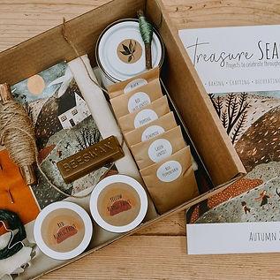 Treasure Seasons Project Box