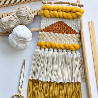 Custom Woven Hanging
