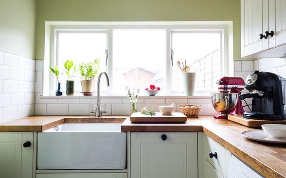 Feioi - Interior Design Country Kitchen.