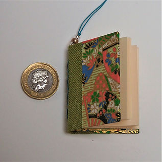 Japanese Paper Miniature Book