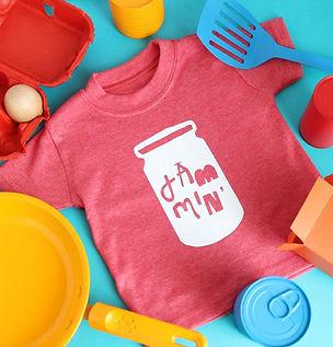 Jammin' Kids T-shirt