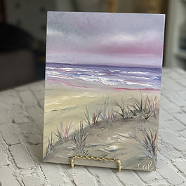 'Painting #03' Oil Painting | £55.00