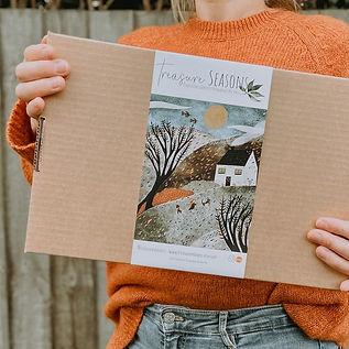 Autumn Seasonal Project Box