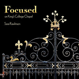 FOCUSED on King's College Chapel | £24.00