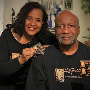 Rufus and Denise VIP.jpg