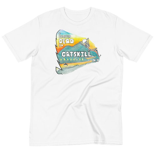 The 'Vacation' Organic T-Shirt