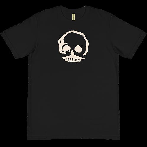 The 'Vintage Vince' Organic T-Shirt - Dark