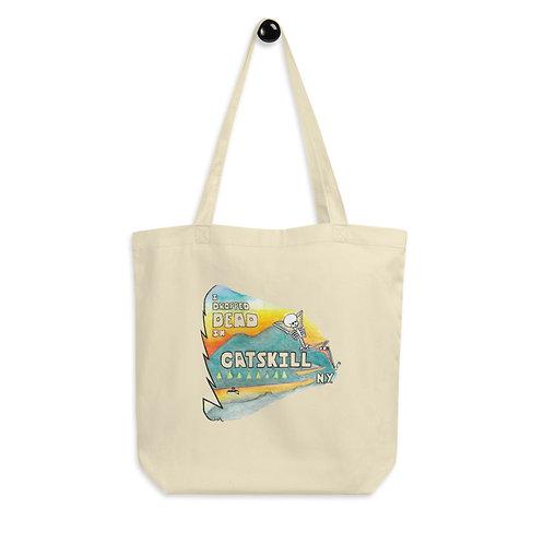 Drop Dead Vacation Eco Tote Bag