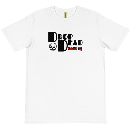 The 'Drop Dead Catskill' Organic T-Shirt