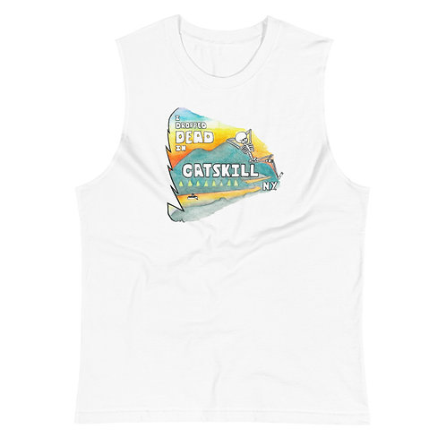 """The """"Summer Vacation"""" Muscle Shirt"""