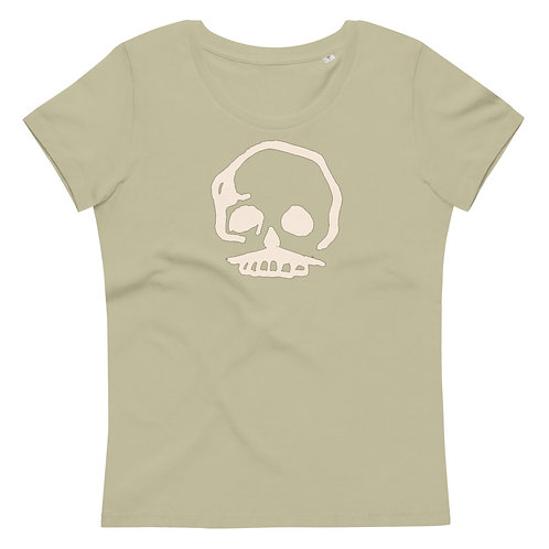 Women's fitted 'Vintage Vince' Eco Tee