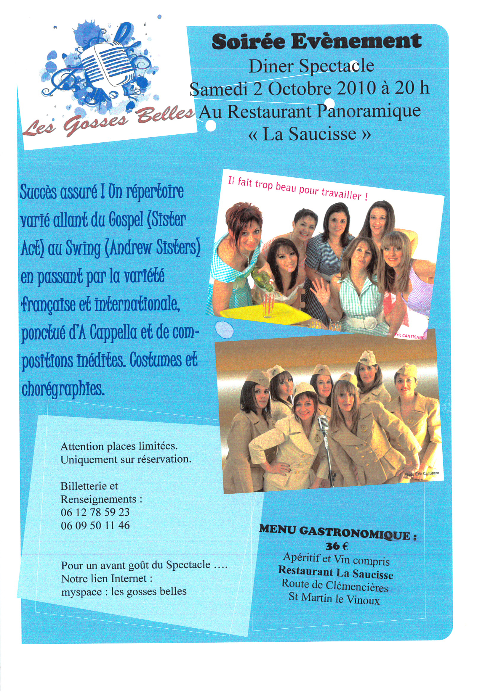 La Saucisse Restaurant