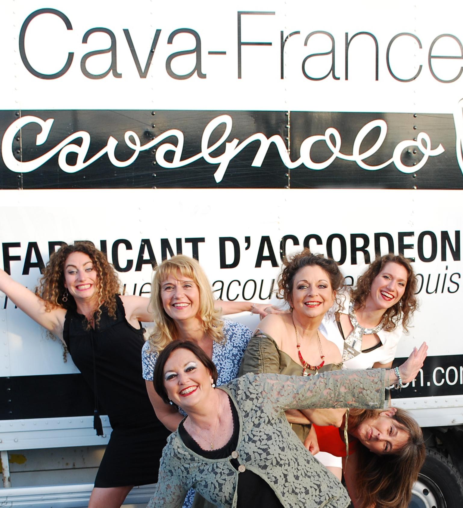 Cavagnolo et Les Gosses belles