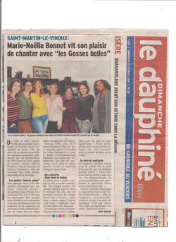 Le Dauphine 25 fevrier 2018