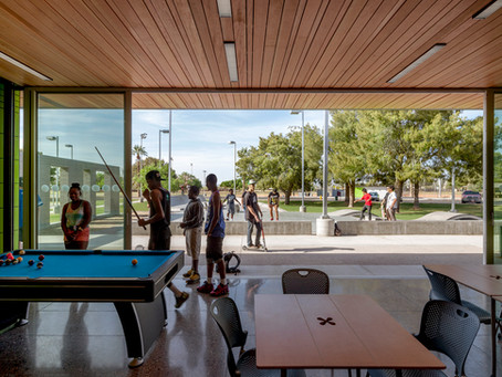 Faye Gray Recreation Center Awarded for Design Excellence at the 2018 AIA WMR Awards Gala
